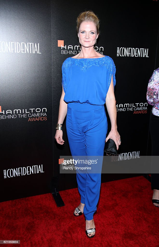 Hamilton Behind The Camera Awards Presented By Los Angeles Confidential Magazine At Exchange LA Of Los Angeles - Red Carpet : News Photo