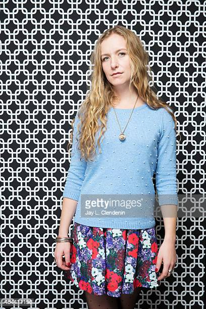 Cinematographer Christina Voros is photographed for Los Angeles Times on January 19 2013 in Park City Utah PUBLISHED IMAGE CREDIT MUST READ Jay L...