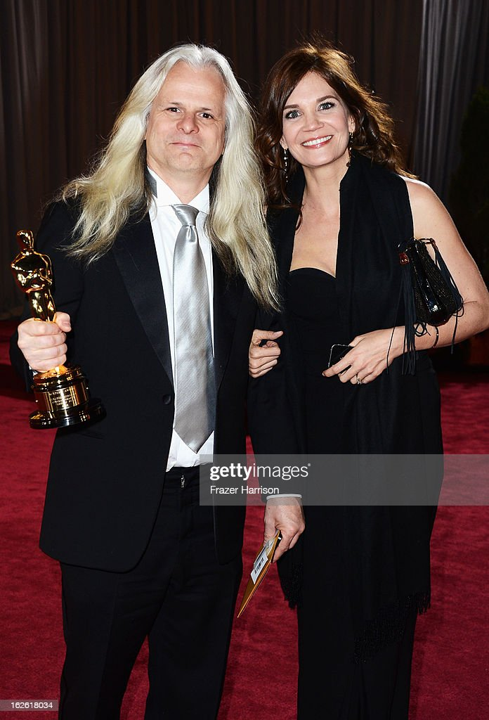 85th Annual Academy Awards - Departures
