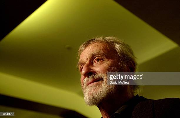 Cinematographer Conrad Hall who received an Oscar nomination for his work on the 1967 movie In Cold Blood attends a reunion of the cast and crew...