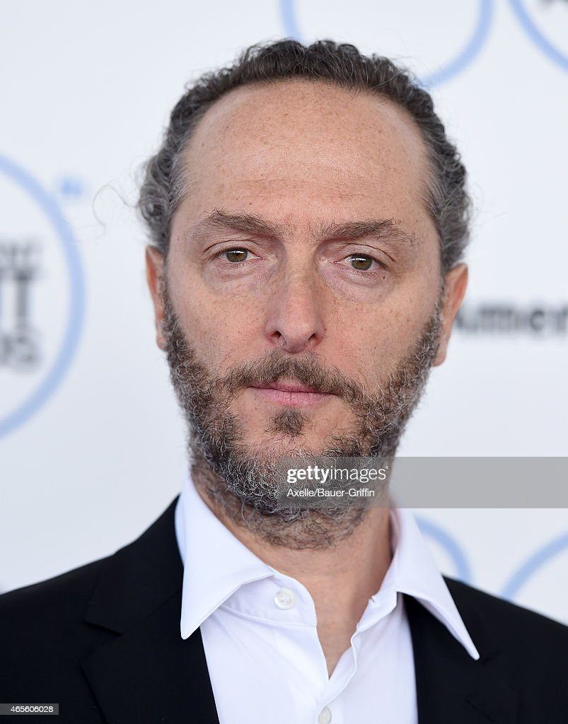 Cinematographer Emmanuel Lubezki arrives at the 2015 Film Independent Spirit Awards on February 21, 2015 in Santa Monica, California.