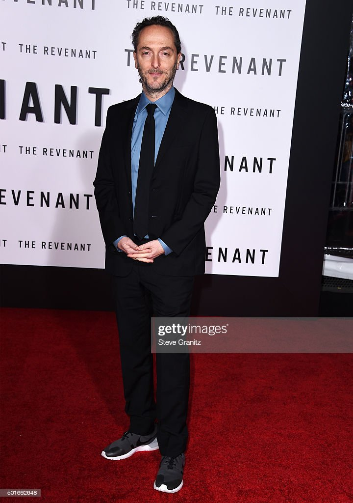 "Premiere Of 20th Century Fox And Regency Enterprises' ""The Revenant"" - Arrivals"