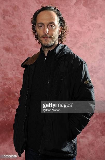 "Cinematographer Emmanuel Lubezki poses at TheWrap's Awards Season Screening Series Presents ""The Tree Of Life"" on December 8, 2011 in Los Angeles,..."