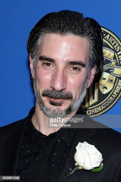 Cinematographer Gorka Gomez Andreu attends the 31st Annual American Society of Cinematographers Awards at The Ray Dolby Ballroom at Hollywood &...