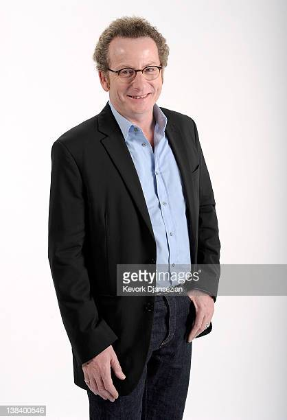 Cinematographer Guillaume Schiffman poses for a portrait during the 84th Academy Awards Nominations Luncheon at The Beverly Hilton hotel on February...