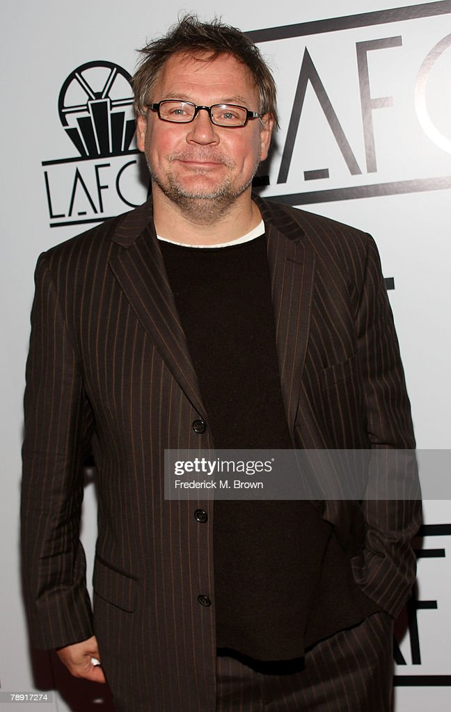 Cinematographer Janusz Kaminski arrives at the 2007 LA Film Critic's Choice Awards held at the InterContinental on January 12, 2008 in Los Angeles, California.