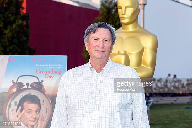 Cinematographer John Bailey attends The Academy of Motion Picture Arts and Sciences hosts Oscars Outdoors with a screening of Groundhog Day at Oscars...
