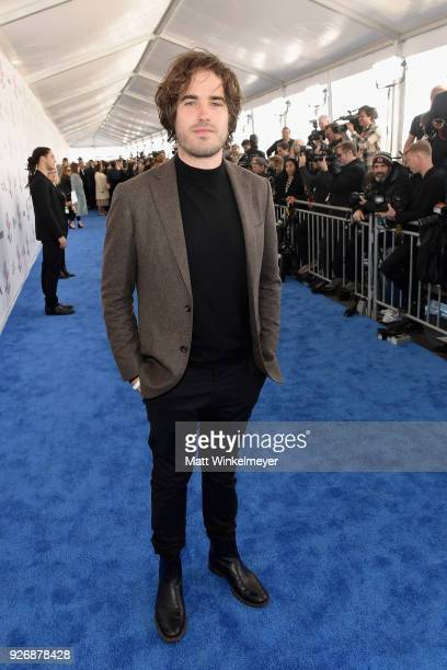 Cinematographer Joshua James Richards attends the 2018 Film Independent Spirit Awards on March 3 2018 in Santa Monica California