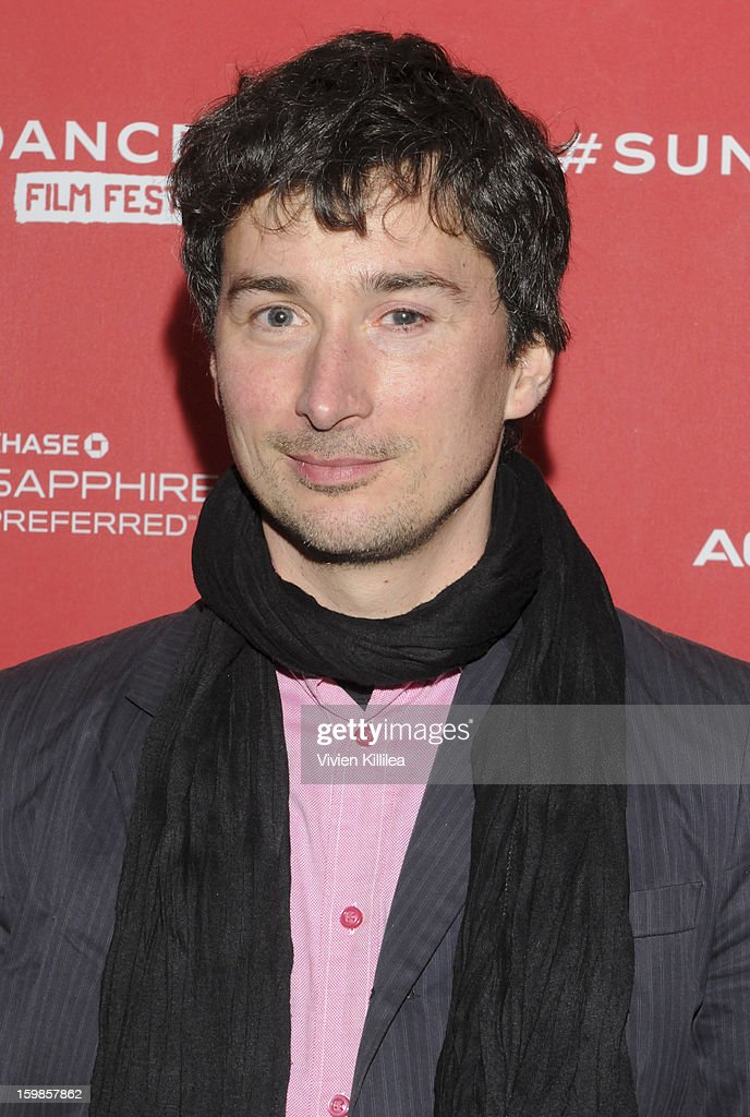 Cinematographer Matthias Grunsky attends 'Computer Chess' Premiere - 2013 Sundance Film Festival at Library Center Theater on January 21, 2013 in Park City, Utah.