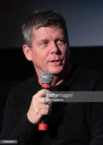 Cinematographer Peter Deming attends The Academy Of Motion Picture Arts & Sciences Special Screening of Mulholland Drive And The Alphabet at...