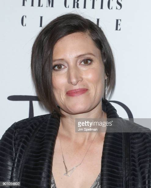 Cinematographer Rachel Morrison attends the 2017 New York Film Critics Awards at TAO Downtown on January 3 2018 in New York City