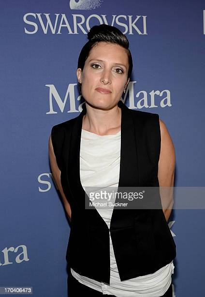 Cinematographer Rachel Morrison recipient of The Kodak Vision Award attends Women In Film's 2013 Crystal Lucy Awards at The Beverly Hilton Hotel on...