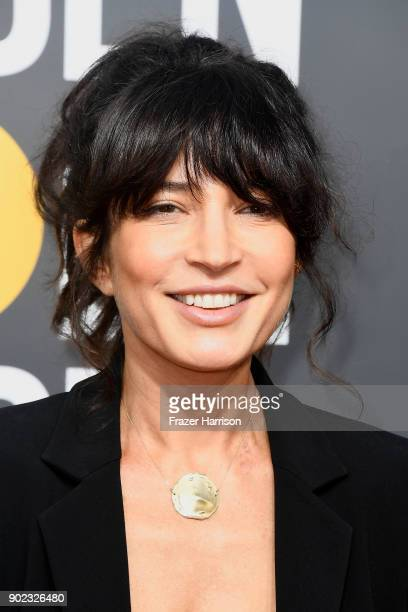 Cinematographer Reed Morano attends The 75th Annual Golden Globe Awards at The Beverly Hilton Hotel on January 7 2018 in Beverly Hills California
