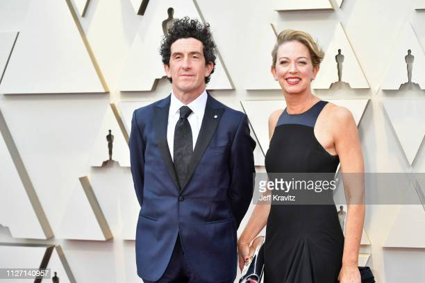 Cinematographer Robbie Ryan attends the 91st Annual Academy Awards at Hollywood and Highland on February 24 2019 in Hollywood California