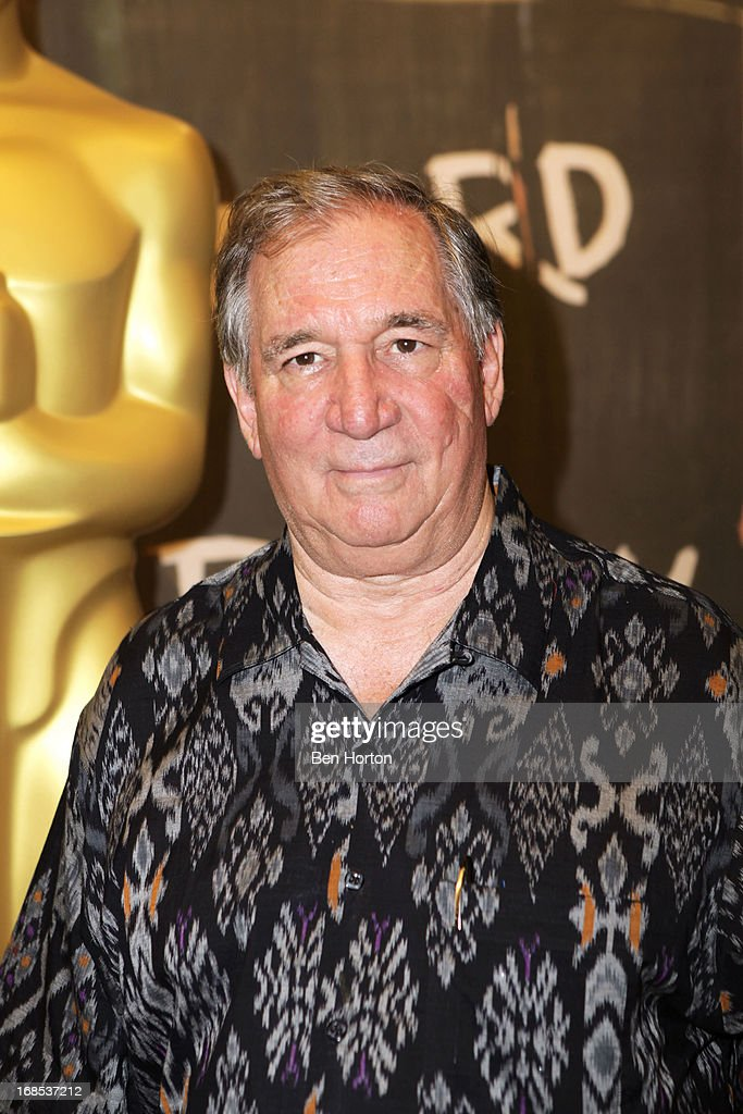 Cinematographer Robert Fiore attends the Academy of Motion Picture Arts and Sciences' special screening and discussion of Shirley Clarke's 'Portrait Of Jason' at Pickford Center for Motion Study on May 10, 2013 in Hollywood, California.