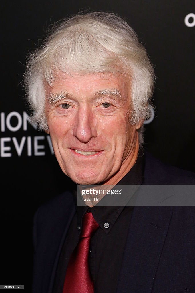 Cinematographer Roger Deakins attends the 2015 National Board of Review Gala at Cipriani 42nd Street on January 5, 2016 in New York City.