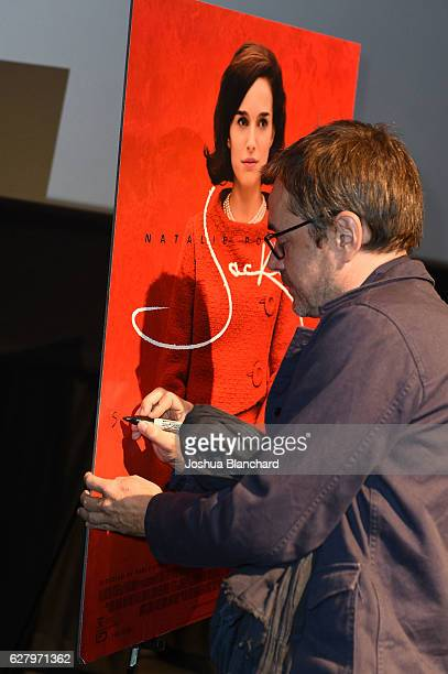 Cinematographer Stephanie Fontaine attends TheWrap's Special Screening Presentation Of Your Name and Jackie on December 5 2016 in Los Angeles...