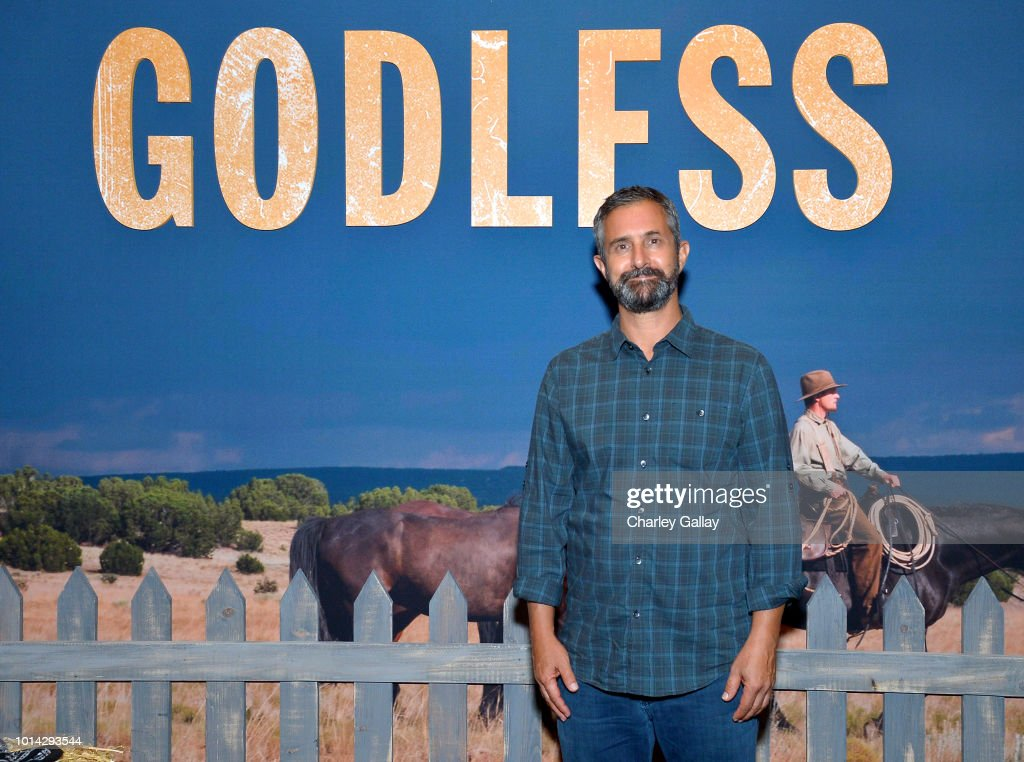 Cinematographer Steven Meizler attends Netflix Celebrates 12 Emmy Nominations For 'Godless' at DGA Theater on August 9, 2018 in Los Angeles, California.
