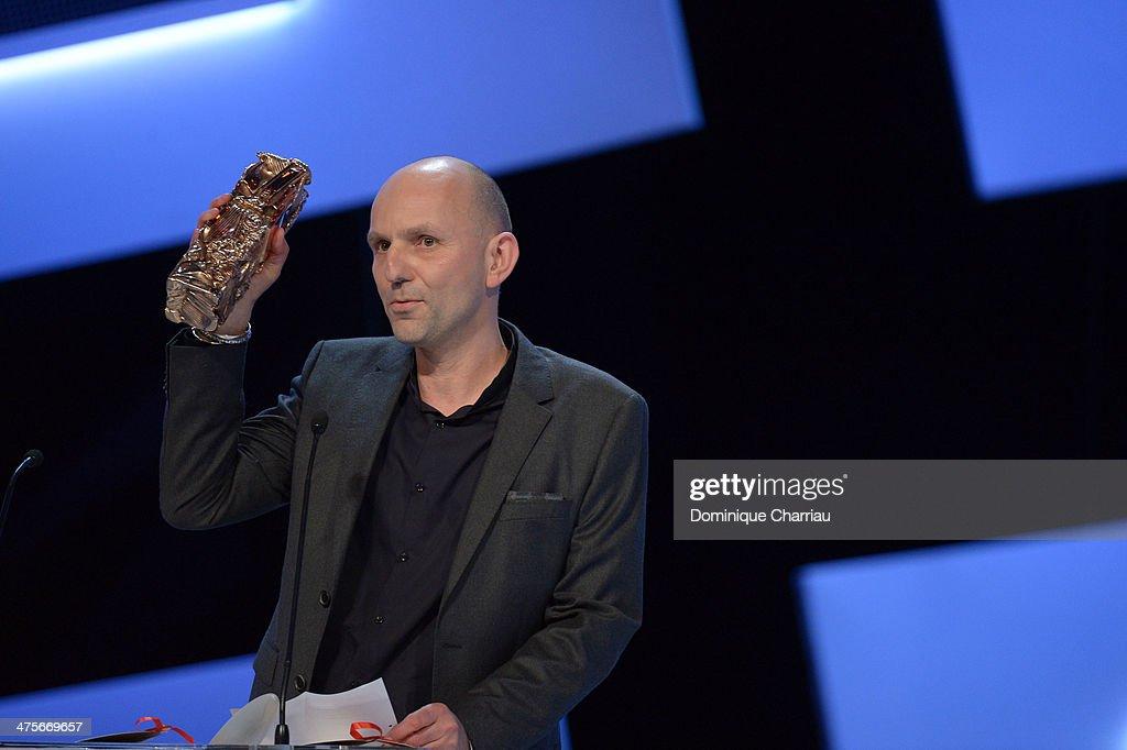 Ceremony - Cesar Film Awards 2014 : News Photo
