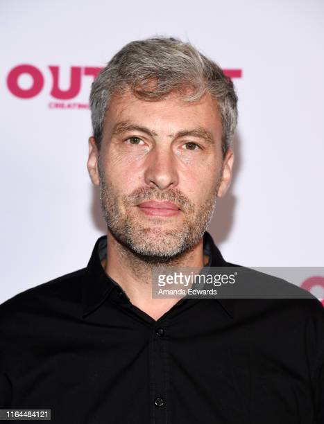 Cinematographer Thorsten Thielow arrives at the 2019 Outfest Los Angeles LGBTQ Film Festival Screening of Gay Chrous Deep South at the Ford Theatre...