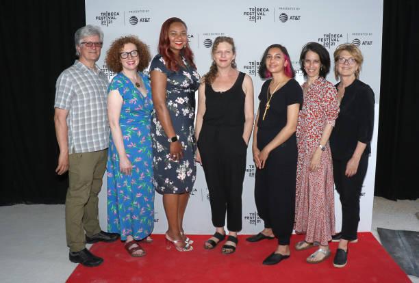 "NY: ""Women In Blue"" Premiere - 2021 Tribeca Festival"