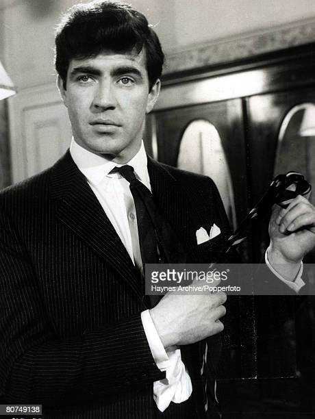 1964 English actor Alan Bates born 1934 appearing in the film ' Nothing But The Best' Alan Bates has a had a long and illustrious career from the...