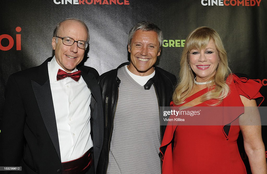 Cinemoi North American Launch Party - Arrivals