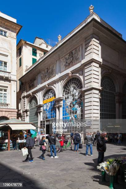 cinepassioni in genoa - gwengoat stock pictures, royalty-free photos & images