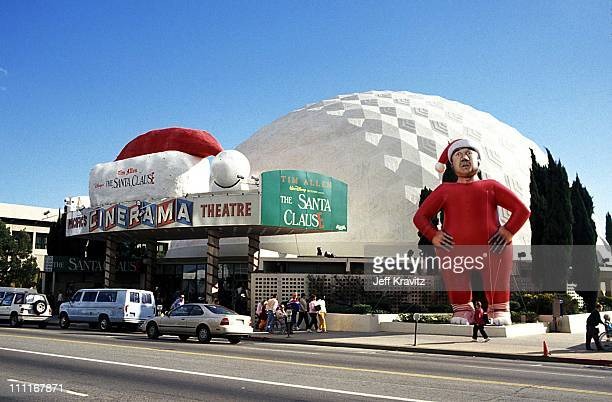 Cinerama Dome in Hollywood California United States