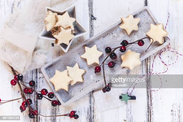 Cinnamon stars