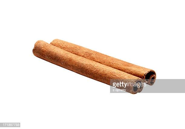Cinnamon Sticks Clipping Path