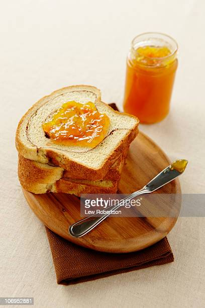 Cinnamon Toast and Jam
