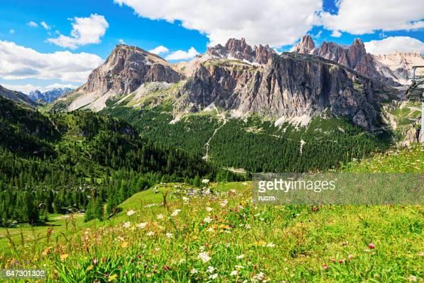 Cinque Torri, Dolomite Alps, Italy