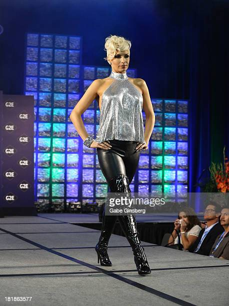 41 Annual G2e Ultra Lounge Uniform Fashion Show Pictures, Photos