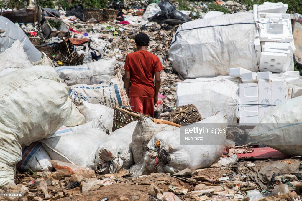Garbage Waste Management in Indonesia