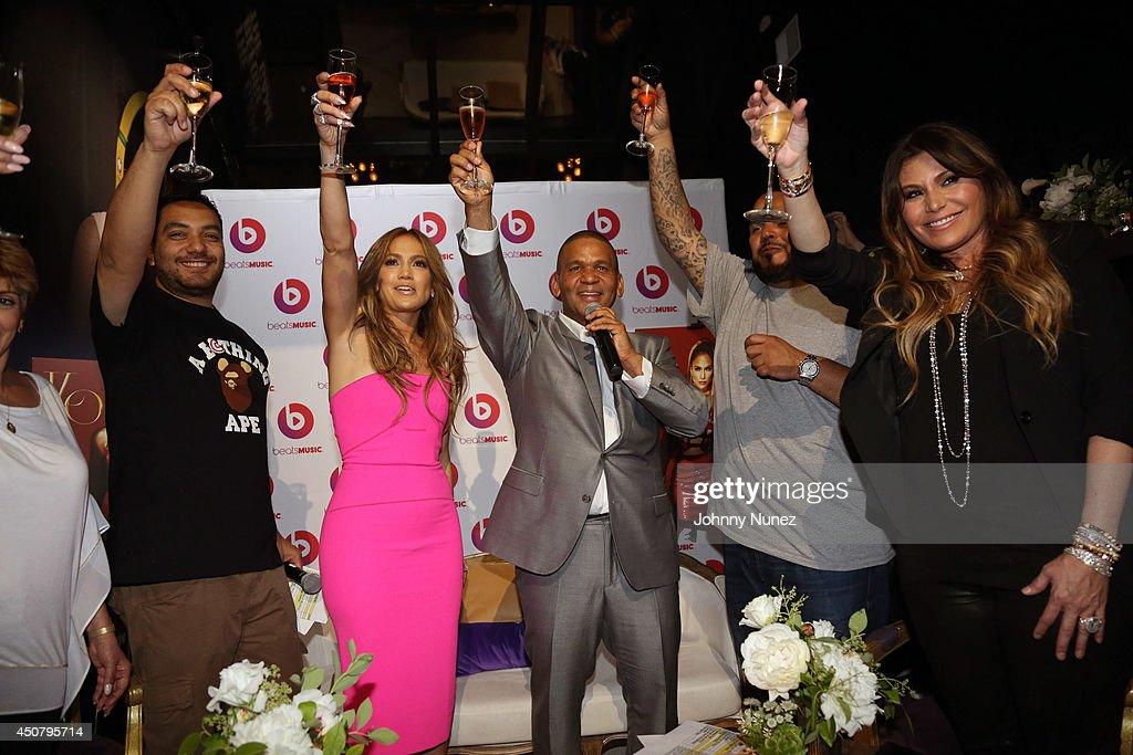 """Jennifer Lopez's """"A.K.A."""" Album Release Party"""