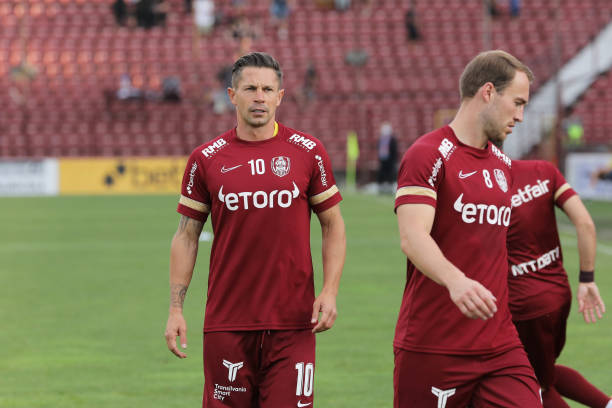 ROU: CFR Cluj v Lincoln Red Imps - UEFA Champions League Second Qualifying Round: Second Leg