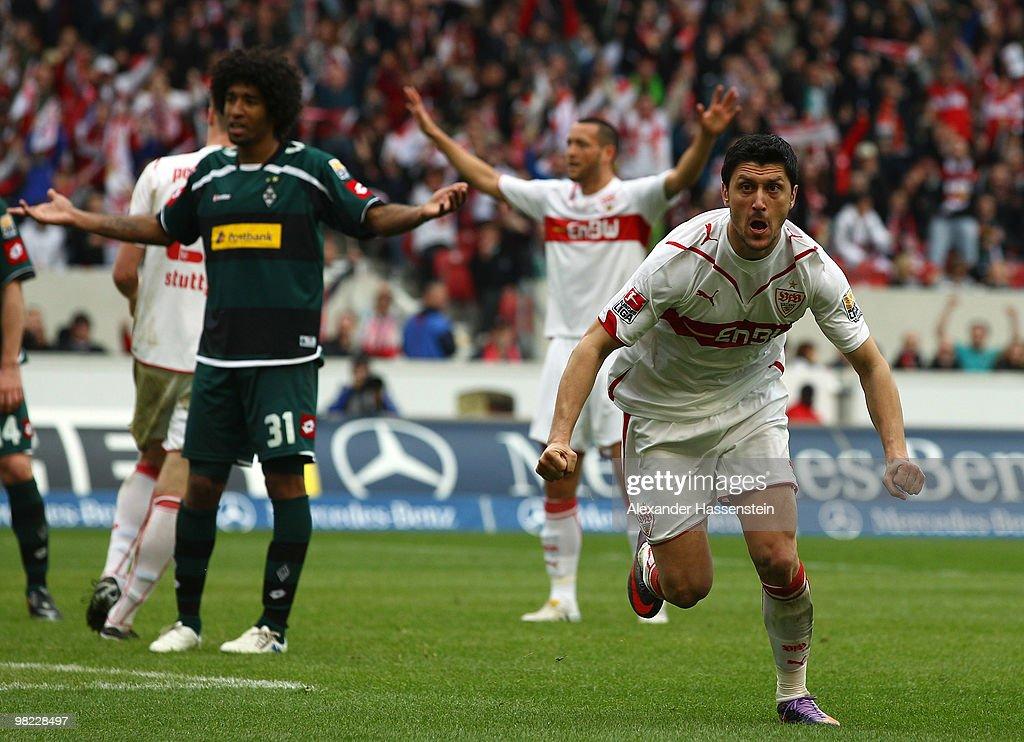 VfB Stuttgart v Borussia M'gladbach - Bundesliga