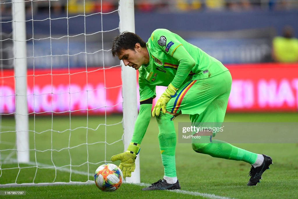 Romania v Spain - EURO 2020 Qualifying Group F : News Photo