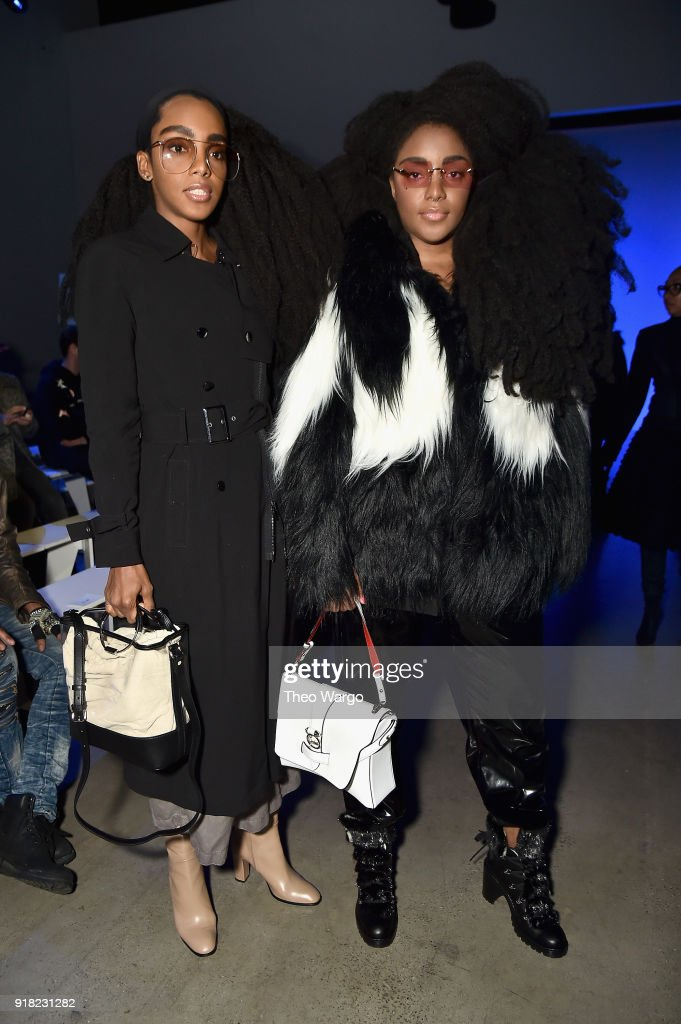 Laquan Smith - Front Row - February 2018 - New York Fashion Week: The Shows