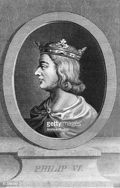 Circa 1335 Philip VI of France Reign from 1328 Count of Valois became first Valois king at death of Charles IV through invocation of Salic law...
