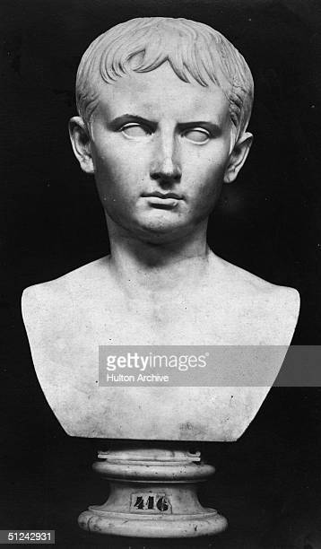 Augustus Caesar Stock Photos And Pictures Getty Images