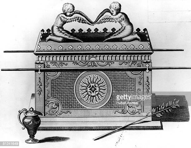 Circa 1400 BC The Ark Of The Covenant
