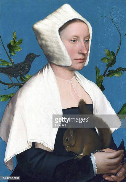 Circa 1526-8, oil on panel, 56 x 38.8 cm, National Gallery, London, England.