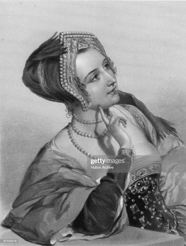 Anne Boleyn : ニュース写真