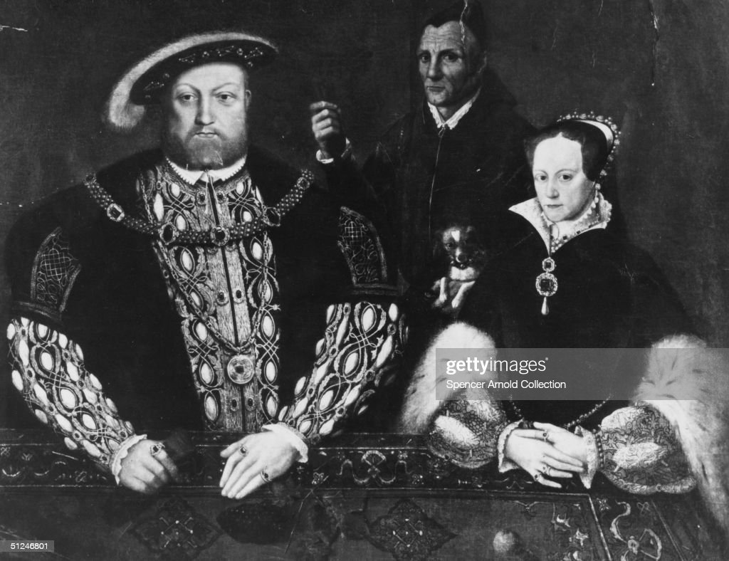 Henry By Holbein : News Photo