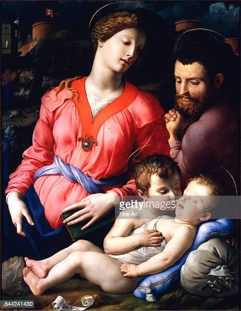Circa 1540 Oil on panel 117 x 93 cm Galleria degli Uffizi Florence Italy
