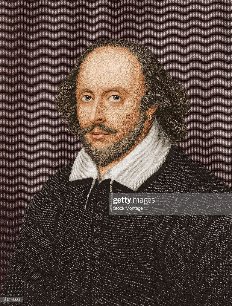 William Shakespeare : News Photo
