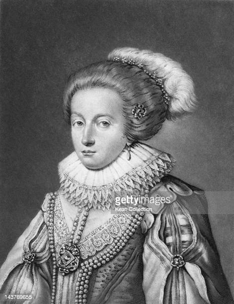 Queen Elizabeth of Bohemia eldest daughter of King James I of England She married Frederick the Elector Palatine later King Frederick I of Bohemia in...