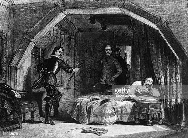 Circa 1648 Henry Hammond until 1647 chaplain to King Charles I and imprisoned by the parliamentary commissioners in 1648 discovers the king's...